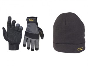 PK3015 Work Gloves + Beanie Hat