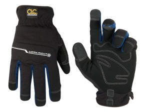Workright Winter Flex Grip® Gloves (Lined) - Large