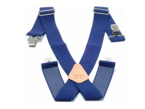 SP-15N Navy Braces 2in Wide