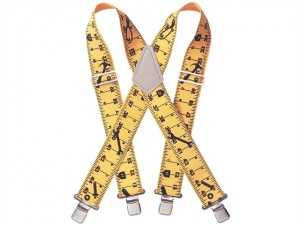 SP-15Y Yellow Braces 2in Wide