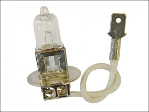 Halogen Bulb 4v 15w H3 Cable (BOLT)