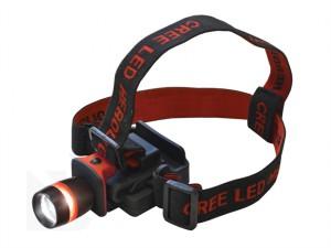 Cap Light Adjustable Head 100 Lumen CREE 3 Watt