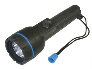 Krypton Rubber Torch 2xAA