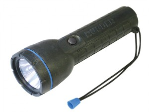 Krypton Rubber Torch 2xD