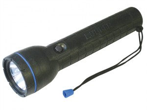 Rubber Torch 3 D
