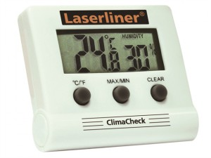 ClimaCheck - Digital Humidity & Temperature