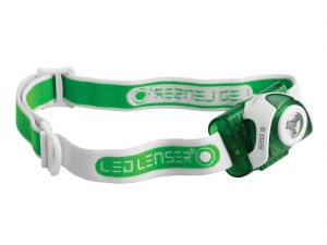 SEO3 Headlamp - Green (Test-It Pack)
