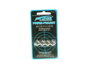 7708 Alkaline Battery 1.5V (AG13) Pack of 4