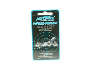 7713 Alkaline Battery AG3 1.5v Pack of 4
