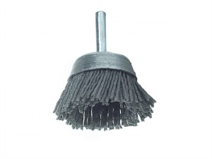 DIY Cup Brush 50mm Nylon Wire