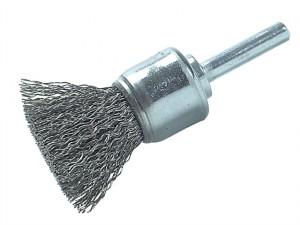 DIY End Brush 25mm 0.30 Steel Wire