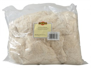 Cotton Waste 1kg