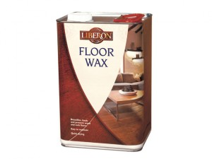 Wood Floor Wax Clear 5 Litre
