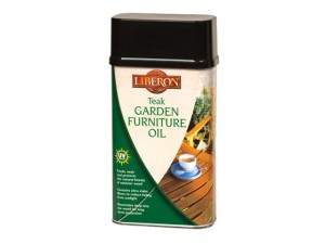 Garden Furniture Oil Teak 1 Litre