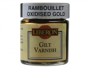 Gilt Varnish Rambouillet 30ml