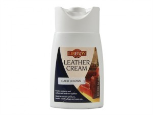 Leather Cream Dark Brown 150ml