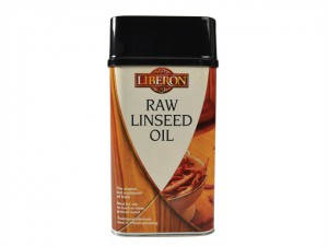 Raw Linseed Oil 1 Litre
