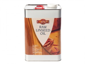 Raw Linseed Oil 5 Litre