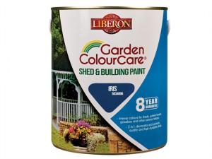 Shed & Building Paint Iris 2.5 Litre