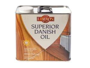 Superior Danish Oil 2.5 litre