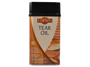 Teak Oil with UV Filters 1 Litre