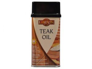 Teak Oil with UV Filters 250ml