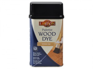 Palette Wood Dye Antique Pine 500ml