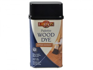 Palette Wood Dye Georgian Mahogany 500ml