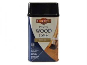 Palette Wood Dye Medium Oak 500ml