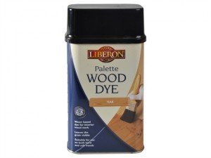 Palette Wood Dye Teak 500ml
