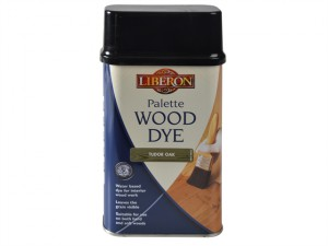 Palette Wood Dye Tudor Oak 500ml