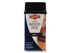 Spirit Wood Dye Ebony 250ml