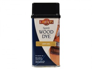 Spirit Wood Dye Light Oak 250ml