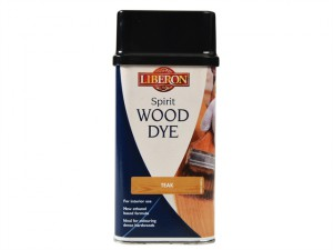 Spirit Wood Dye Teak 250ml