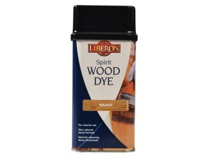 Spirit Wood Dye Walnut 250ml