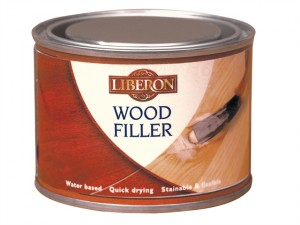 Wood Filler Mahogany 125ml