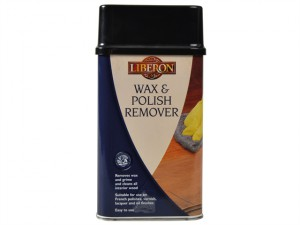 Wax & Polish Remover 500ml