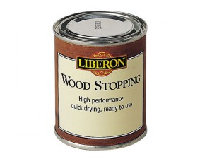 Wood Stop Light Oak 125ml