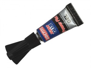 Powerflex Super Glue Mini Trio Gel Tube (3 x 1g)