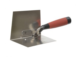 M24D Internal Dry Wall Corner Trowel Durasoft Handle
