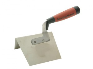 M25D External Dry Wall Corner Trowel Durasoft Handle