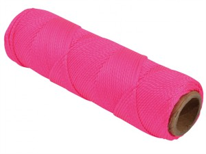 M631 Masons Line 87m (285ft) - Fluorescent Pink