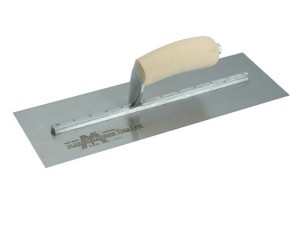 MXS64 Cement Trowel Wooden Handle 14 x 4in