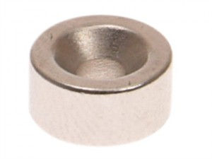 301a Countersunk Magnets (2) 10mm Polarity: North