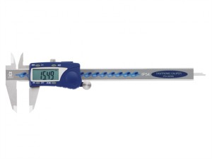 IP45 Water Resistant Digital Caliper 150mm (6in)