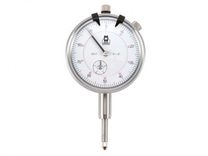 MW401-01 58mm Dial Indicator 0-5in/0.01in
