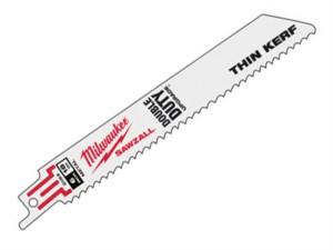 SAWZALL® Metal Sabre Blade 150mm 18 tpi (5)