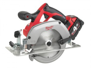 HD18 CS-402 165mm Circular Saw 18 Volt 2 x 4.0Ah Li-Ion