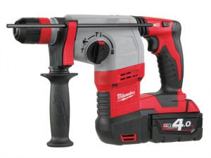 M18 HD18 HX-402 SDS Plus 3 Mode Rotary Hammer 18 Volt 2 x 4.0Ah Li-Ion