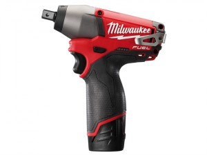 M12 CIW12-202C Fuel™ Compact 1/2in Impact Wrench 12V 2 x 2.0Ah Li-Ion